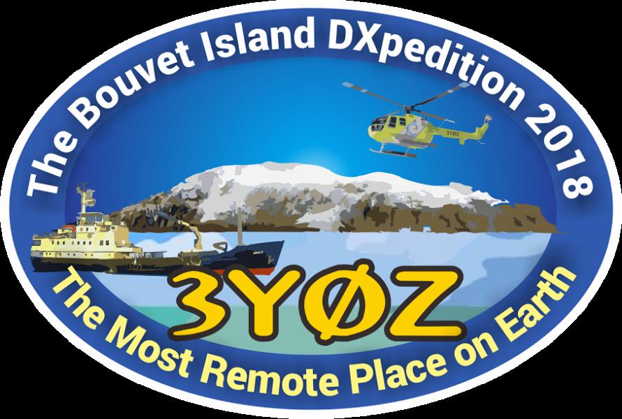 Остров Буве 3Y0Z DX Экспедиция