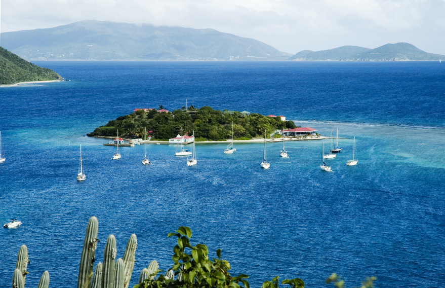 Tortola Island British Virgin Island VP2VAZ DX News