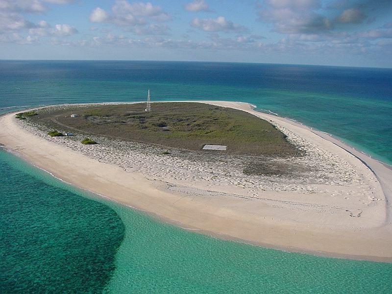Остров Броузи IOTA OC-234