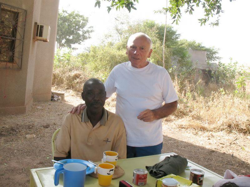 Burkina Faso XT2AW Breakfast