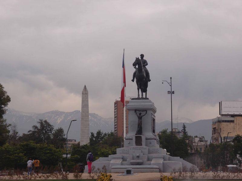 Сантьяго Чили Достопримечательности