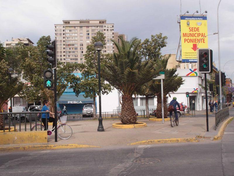 Сантьяго Чили Улица