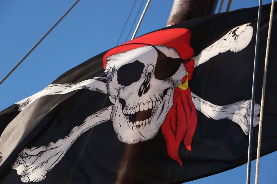 CY9SPI Pirate.