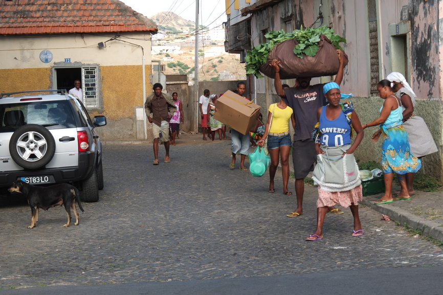 Cabo Verde D44TBO Cape Verde Tourist attractions
