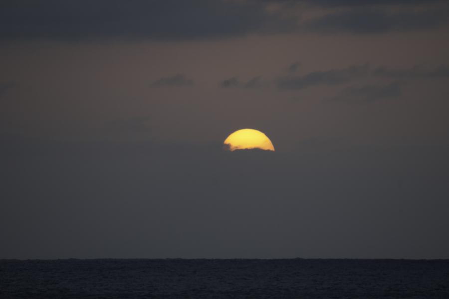 Кабо Верде D44TUL D44TUN Таррафал, остров Сантьягу.