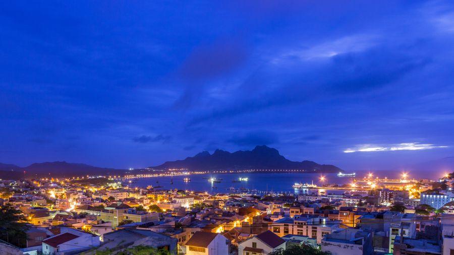 Cabo Verde D4F Cape Verde Sao Vicente Island Tourist attractions Mindelo