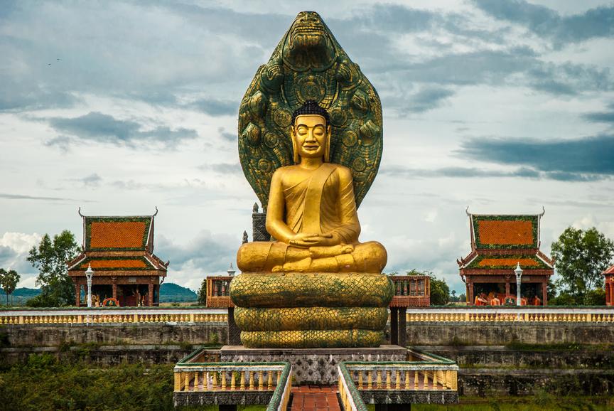 Камбоджа XU7AEZ