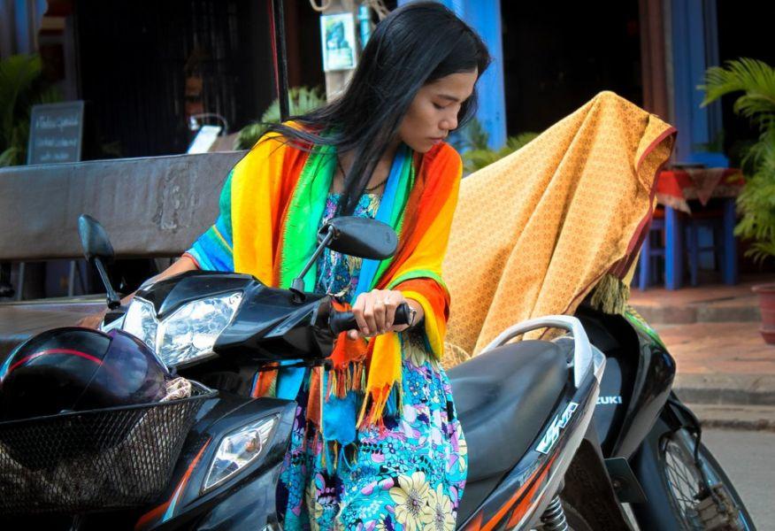 Cambodia XU7AKB XU7AKD