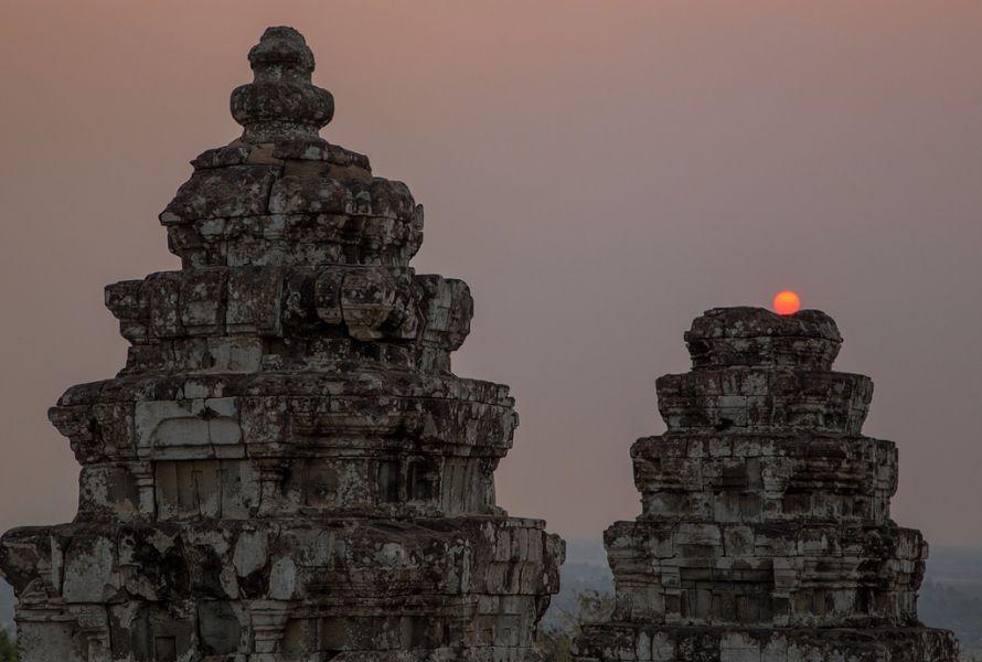 Cambodia XU7MDC Siem Riap.