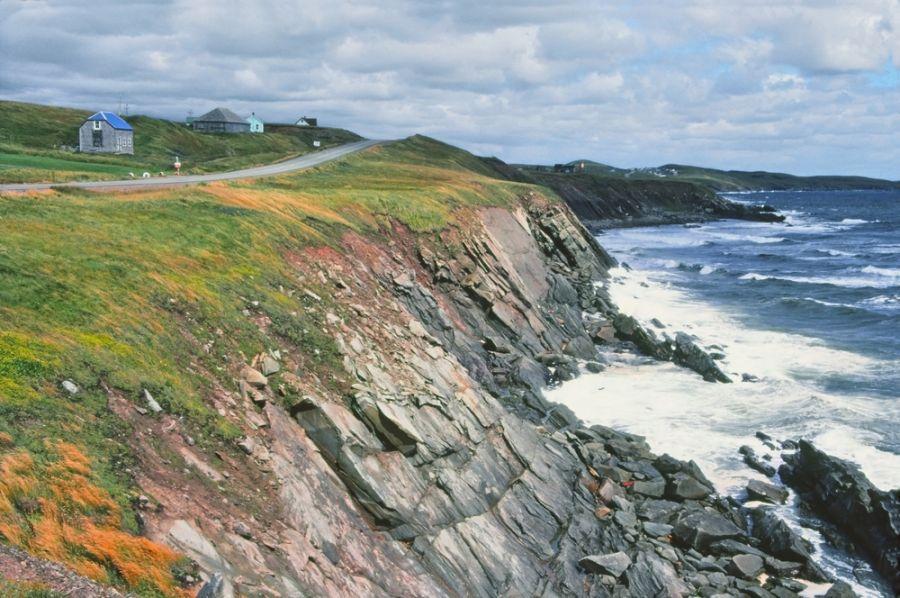 Cape Breton Island VE1DXA A scenic view