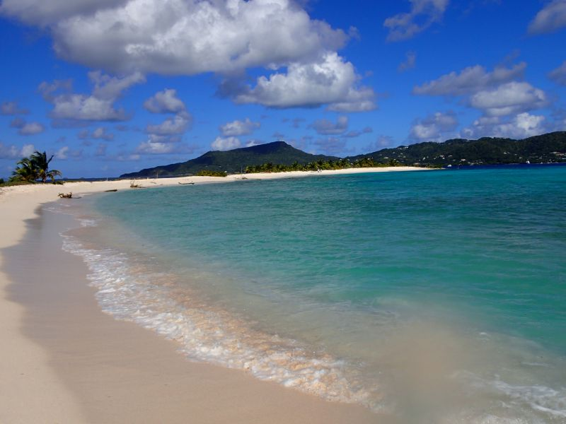Carriacou Island J3/VE7ACN Tourist attractions spot.