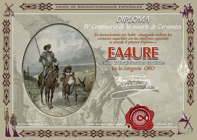 Cervantes Award
