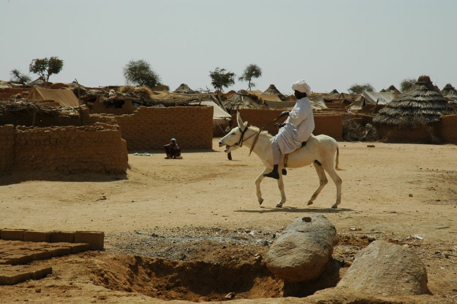 Chad TT8AMO Tourist attractions spot Eastern Chad