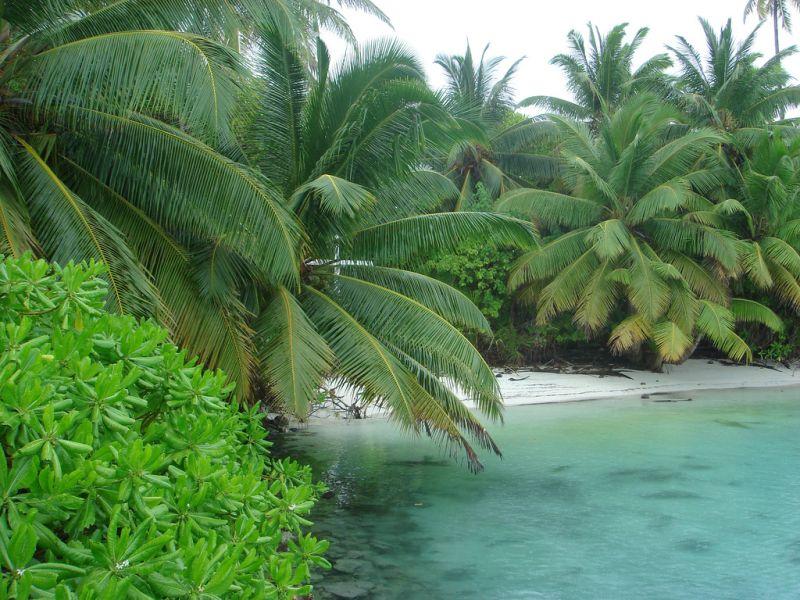 Остров Диего Гарсия Архипелаг Чагос VQ9RA