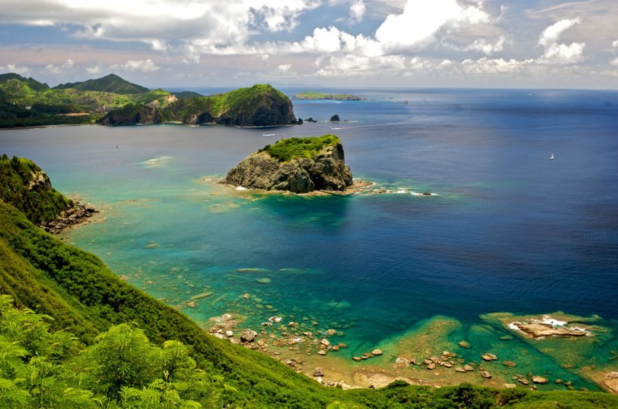 Остров Титидзима Острова Огасавара JD1BON