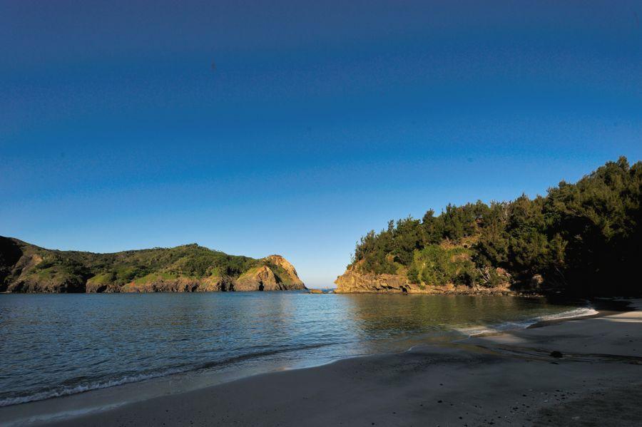 Остров Титидзима JD1BMT Туристические достопримечательности Острова Огасавара