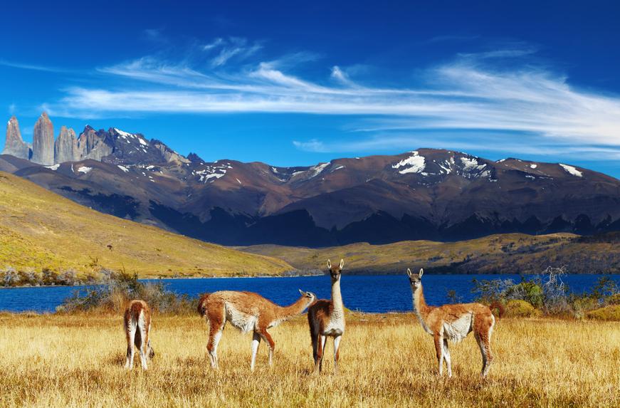 Chile CE3/DL5DSM Tourist attractions