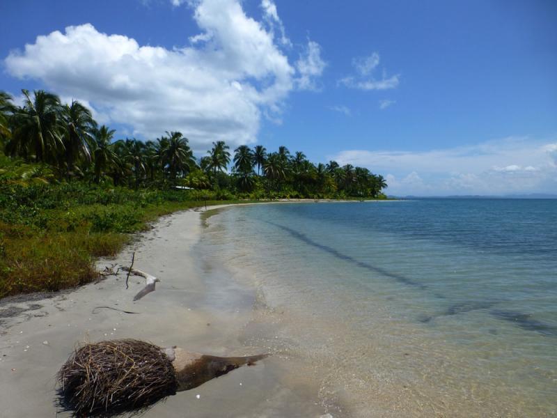 Colon Island Bocas del Toro Archipelago H84JK Tourist attractions spot
