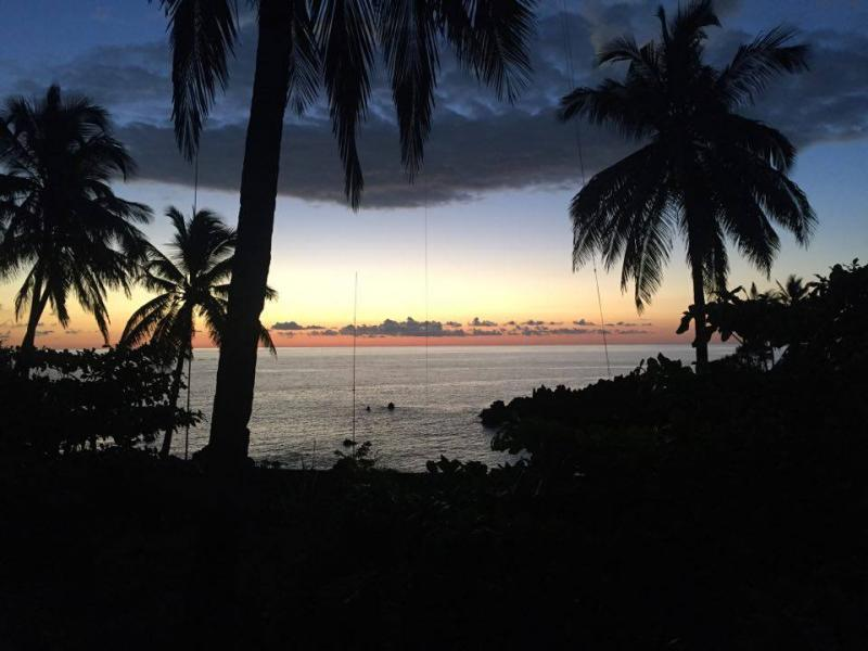 Sunset Comoro Islands D66D DX Pedition