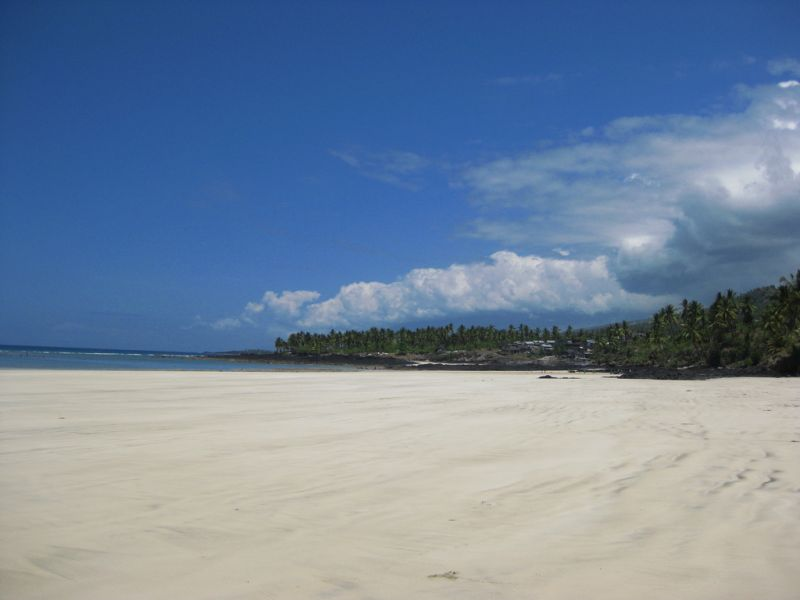 Comoro Islands D66D Tourist attractions spot Beach.