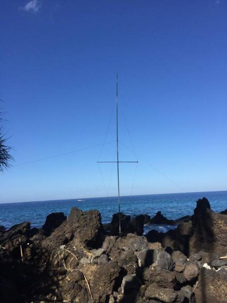 Comoro Islands D66D VDA Antenna