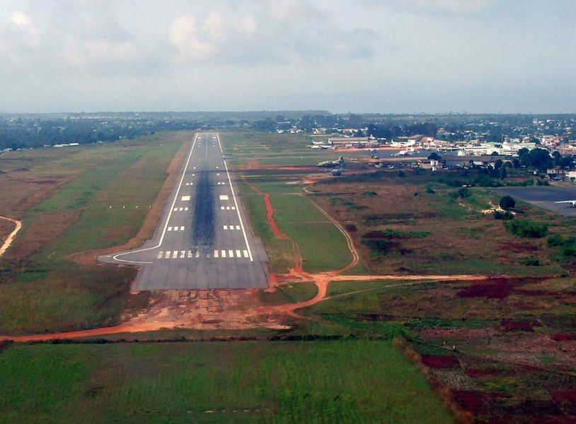 Республика Конго TN/CT1FJZ Туристические достопримечательности