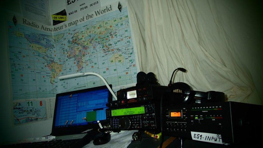 Rarotonga Island Cook Islands E51DWC Shack 1