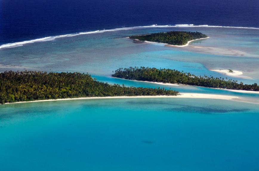 Острова Кука E51XGI