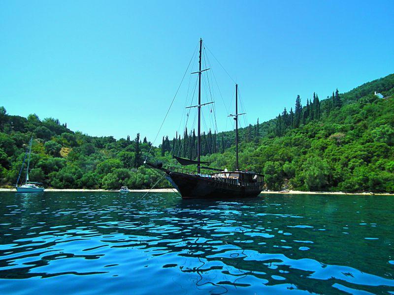 Corfu Island SV8/OM6NM Tourist attractions spot
