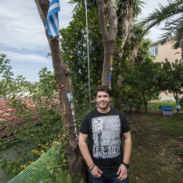 Corfu Island SV8PEQ
