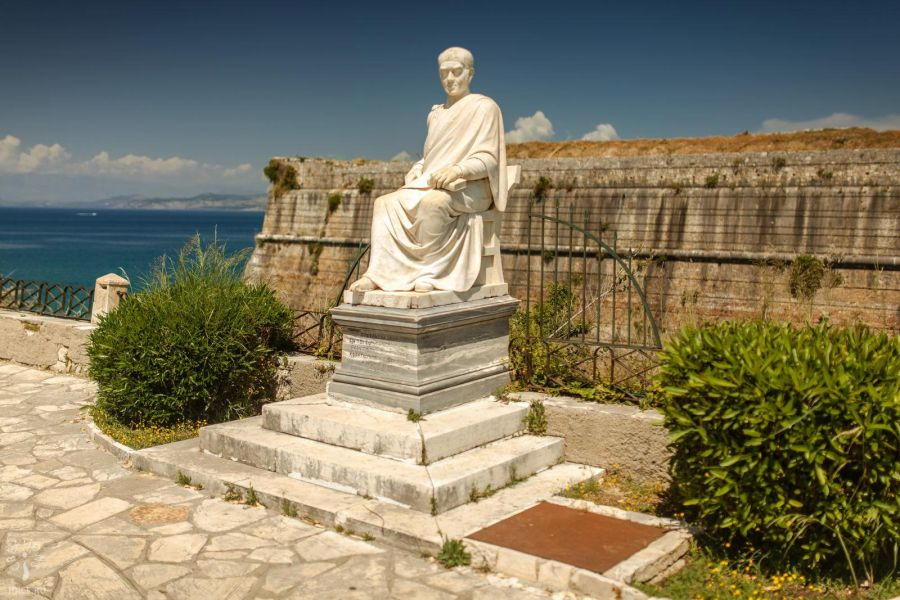 Corfu Island SW8YA Tourist attractions spot