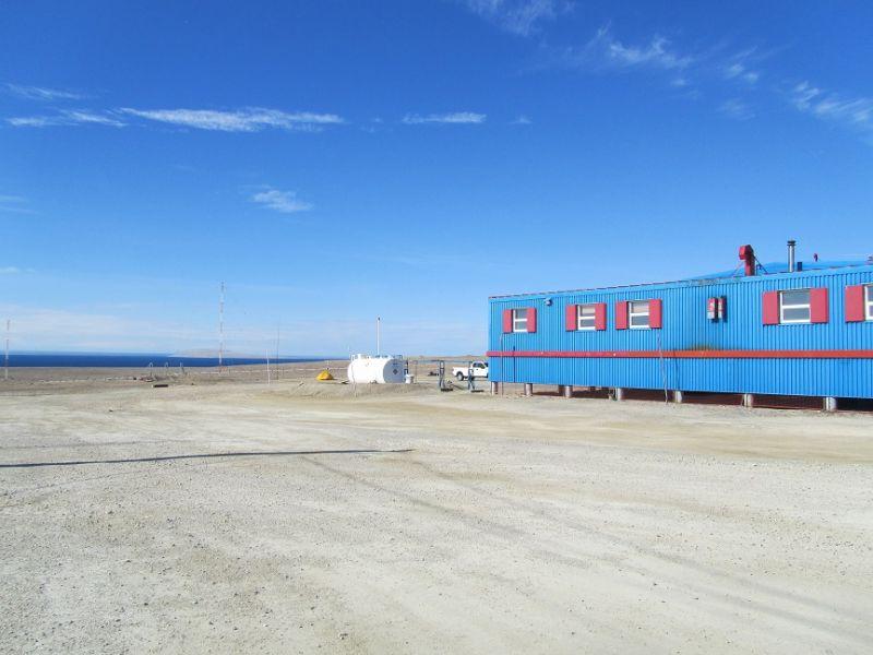 Cornwallis Island VY0/VE3LYC Photo 3