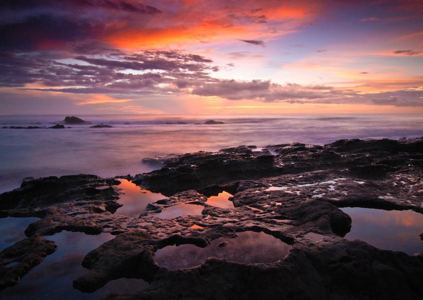 Costa Rica TI5/AB2E DX News Mal Pais, Puntarenas.