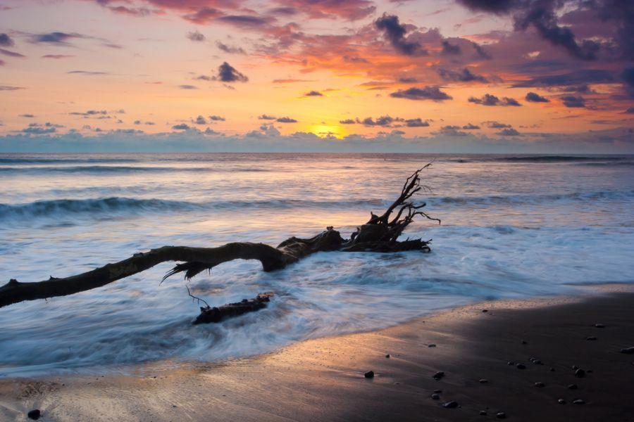 Коста Рика TI5/NO8I Туристические достопримечательности