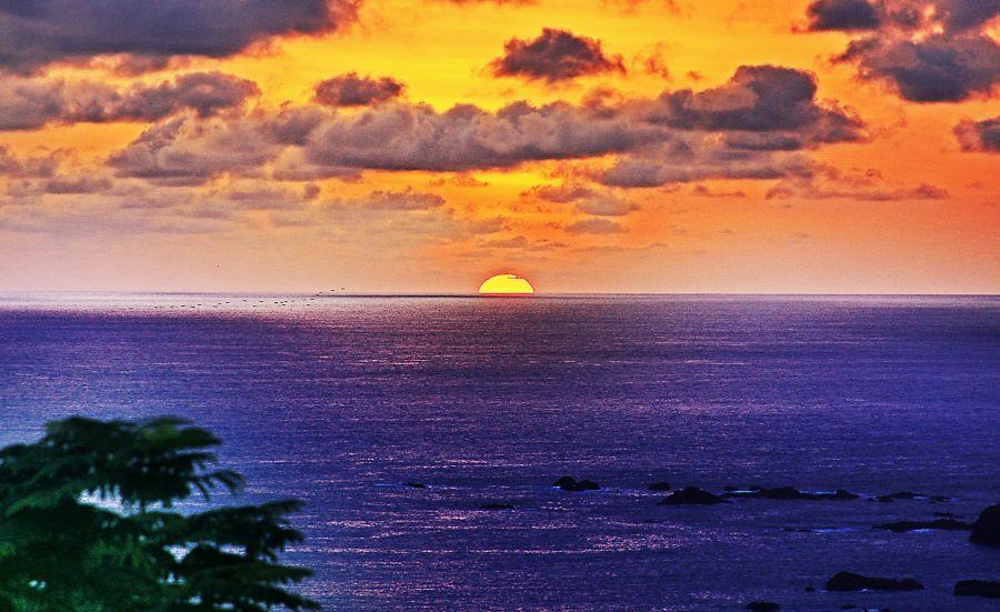 Costa Rica TI7 Sunset
