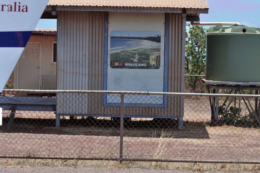 Аэропорт острова Крокер