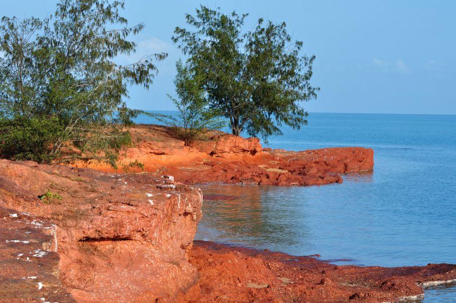Остров Крокер Прогулка Побережье