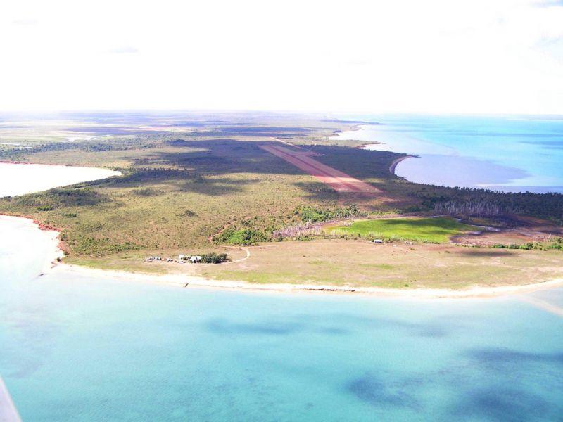 Croker Island VK5MAV/8