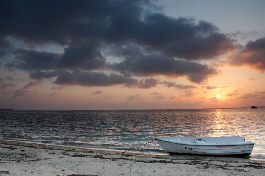 Остров Кулатра CR5CW