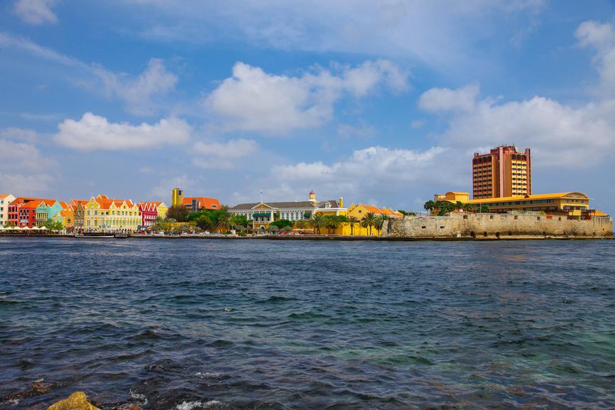 Остров Кюрасао PJ2/DL1HTM PJ2/DH2AK Туристические достопримечательности