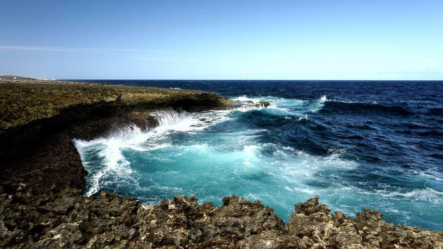 Остров Кюрасао PJ2/PA3FYS DX Новости Западное побережье.