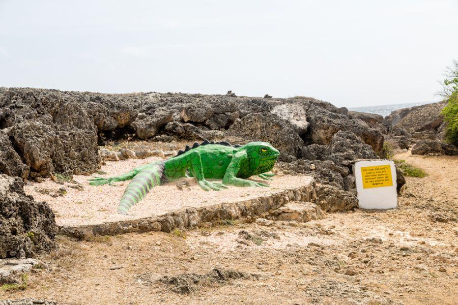 Curacao Island PJ2/AI5P Tourist attractions spot