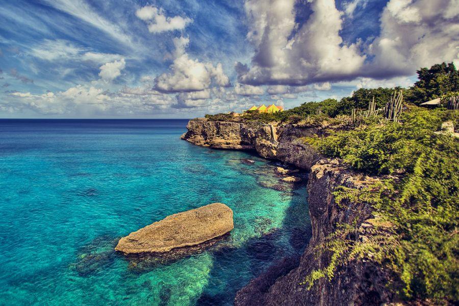 Остров Кюрасао PJ2/DF8ZH