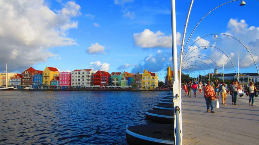 Curacao Island PJ2/IZ2ZTQ Tourist attractions spot