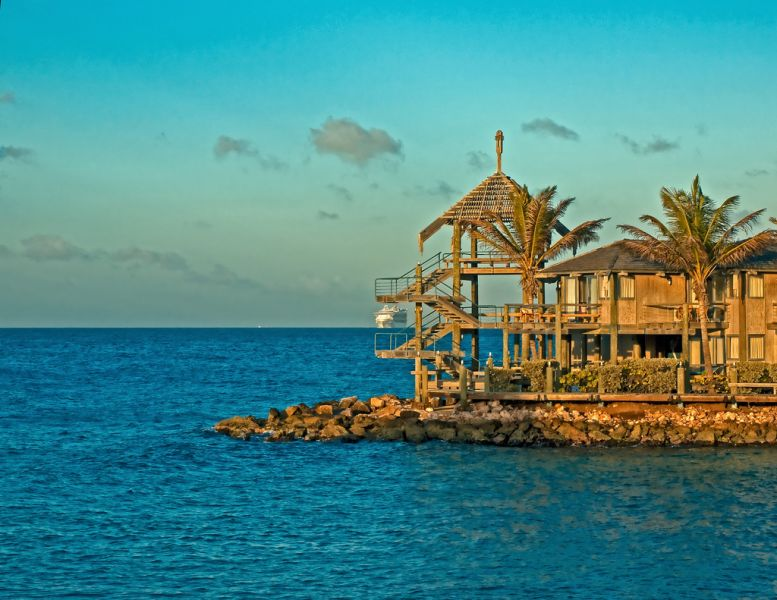 Curacao Island Tourist Attractions PJ2V PJ2/PA4N