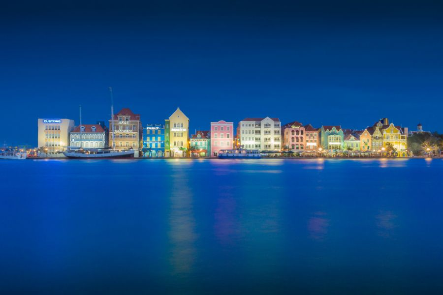 Curacao PJ2T Willemstad.
