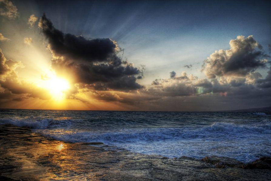 Cyprus 5B/DL9MWG DX News Sunset.