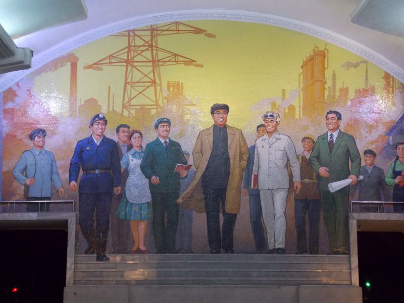 DPRK North Korea P5/3Z9DX Picture 8