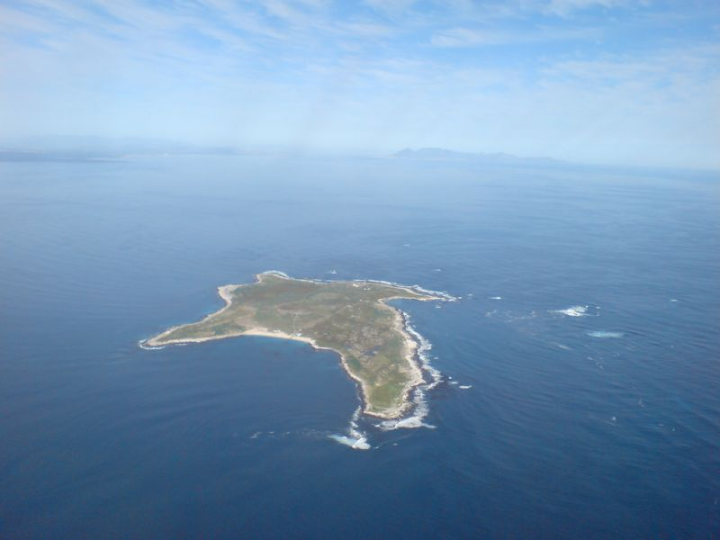 Остров Дассен ZS1FUN