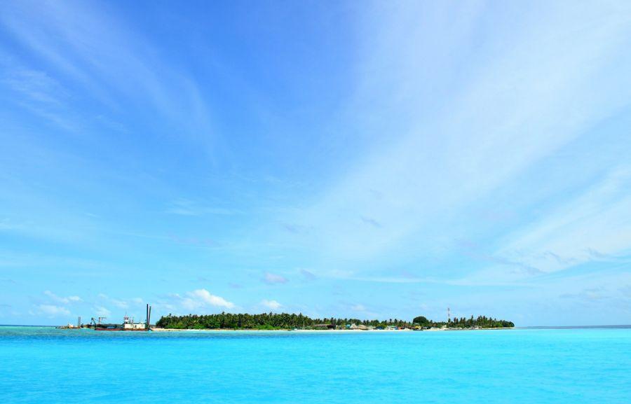 Dharavandhoo Island Baa Atoll Maldives 8Q7YC